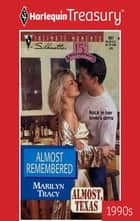 Almost Remembered ebook by Marilyn Tracy