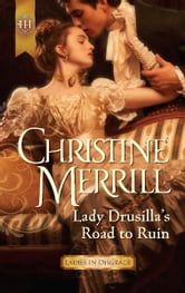 Lady Drusilla's Road to Ruin ebook by Christine Merrill