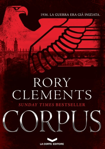 Corpus eBook by Rory Clements