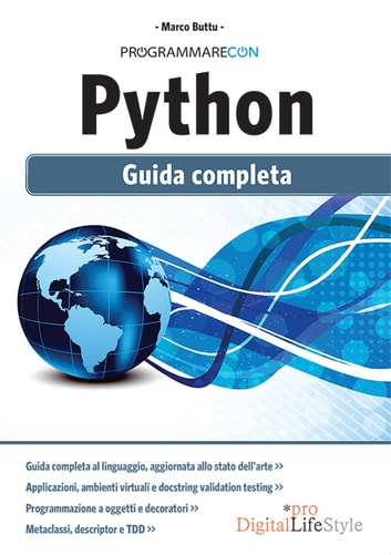 Programmare con Python - Guida completa ebook by Marco Buttu