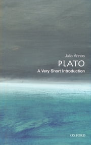 Plato: A Very Short Introduction ebook by Julia Annas