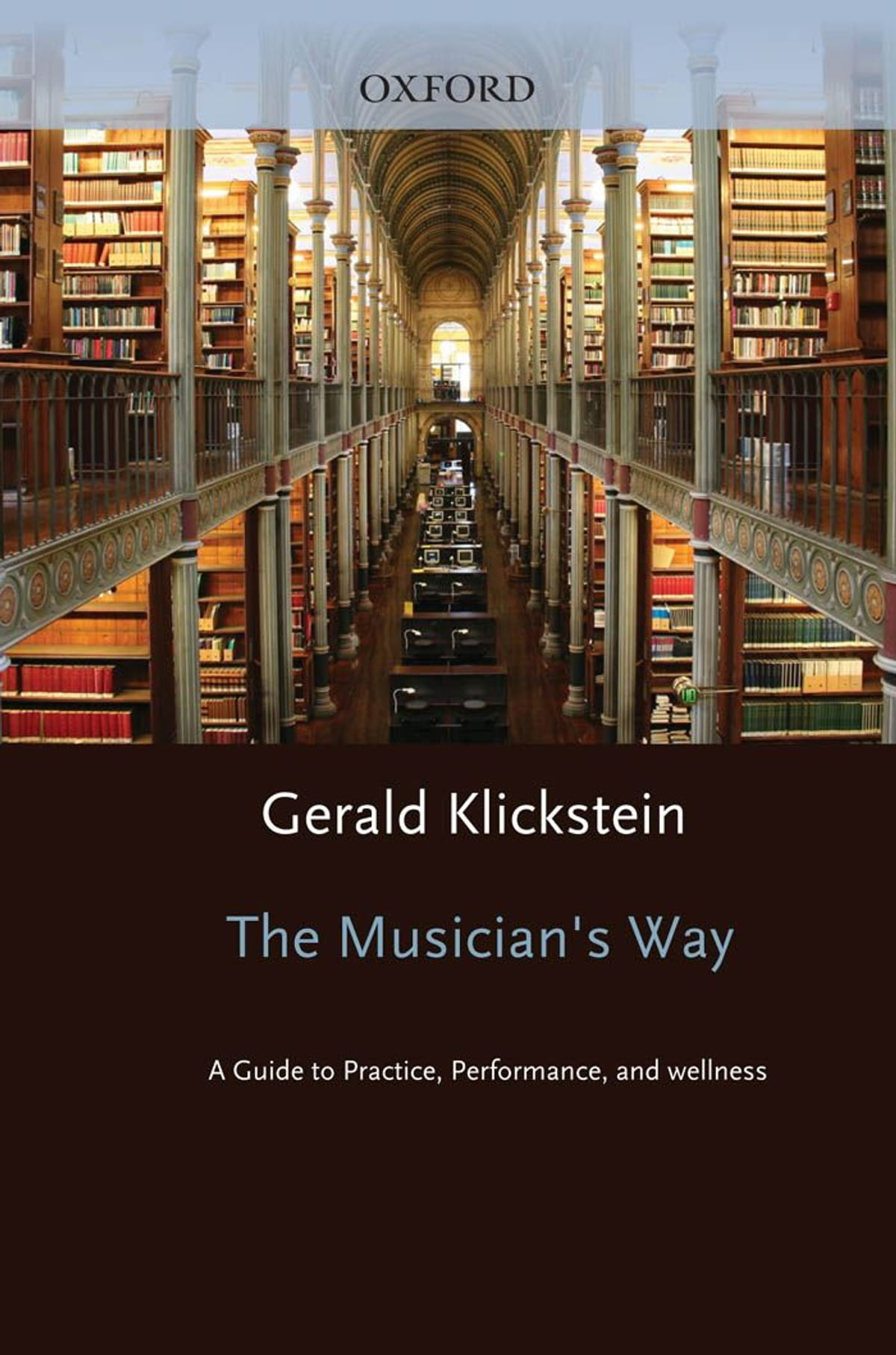 The Musician's Way : A Guide To Practice Performance And Wellness Ebook By Gerald  Klickstein  9780199841004  Rakuten Kobo