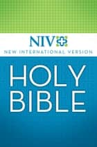 NIV, Holy Bible, eBook 電子書 by Zondervan