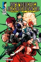 My Hero Academia, Vol. 22 - That Which Is Inherited ebook by Kohei Horikoshi