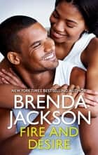 Fire and Desire ebooks by Brenda Jackson
