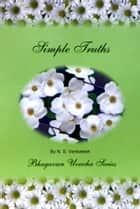 Simple Truths ebook by N. S. Venkatesh