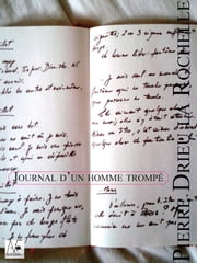 Journal d'un homme trompé ebook by Pierre Drieu la Rochelle