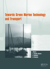 Towards Green Marine Technology and Transport ebook by Guedes Soares, Carlos