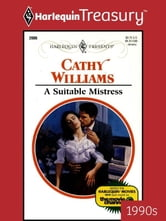 A Suitable Mistress ebook by Cathy Williams