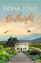 Birthright ebook by Fiona Lowe