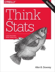 Think Stats ebook by Allen B. Downey