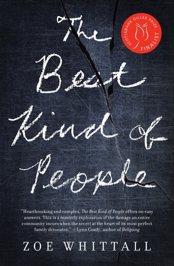 The Best Kind of People ebook by Zoe Whittall