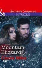 Mountain Blizzard (Mills & Boon Intrigue) ebook by Cassie Miles