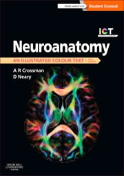 Neuroanatomy - An Illustrated Colour Text ebook by Alan R. Crossman,David Neary