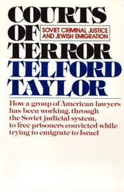 Courts of Terror ebook by Telford Taylor
