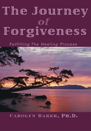 The Journey of Forgiveness - Fulfilling The Healing Process ebook by Carolyn Baker