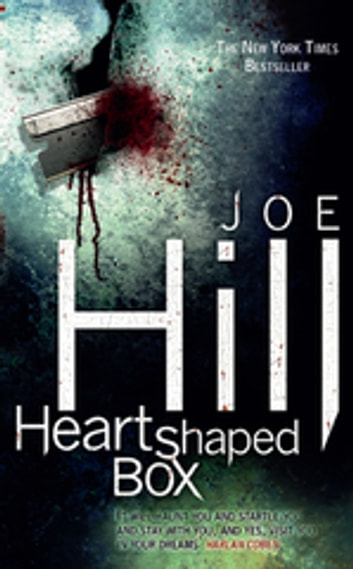 Joe Hill Heart Shaped Box Epub