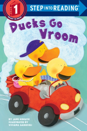 Ducks Go Vroom ebook by Jane Kohuth