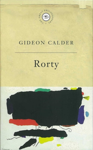 Rorty - Rorty ebook by Gideon Calder