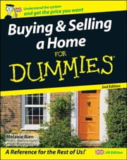 Buying and Selling a Home For Dummies ebook by Melanie Bien