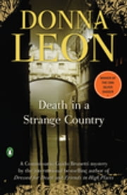 Death in a Strange Country - A Commissario Guido Brunetti Mystery ebook by Donna Leon