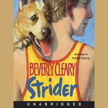 Strider livre audio by Beverly Cleary