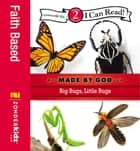 Big Bugs, Little Bugs - Level 2 ebook by Zondervan