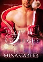 What the Sleigh? - Paranormal Protection Agency, #10 ebook by Mina Carter