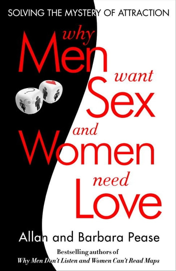 Why men want sex and women need love ebook by barbara pease why men want sex and women need love solving the mystery of attraction ebook by fandeluxe PDF