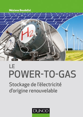Le Power-to-Gas ebook by Méziane Boudellal