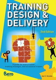 Training Design & Delivery ebook by Geri McArdle