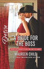 A Bride for the Boss ebook by Maureen Child