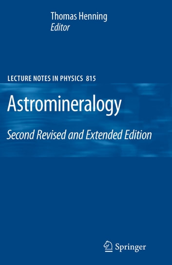 Astromineralogy ebook by