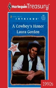 A Cowboy's Honor ebook by Laura Gordon