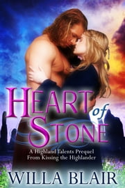 Heart of Stone ebook by Willa Blair