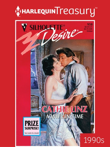 A Wife in Time ebook by Cathie Linz