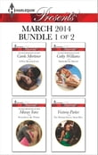 Harlequin Presents March 2014 - Bundle 1 of 2
