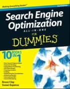 Search Engine Optimization All-in-One For Dummies ebook by Bruce Clay,Susan Esparza