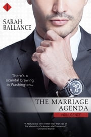 The Marriage Agenda ebook by Sarah Ballance