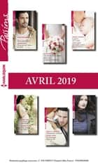 12 romans Passions (n°785 à 790 - Avril 2019) ebook by