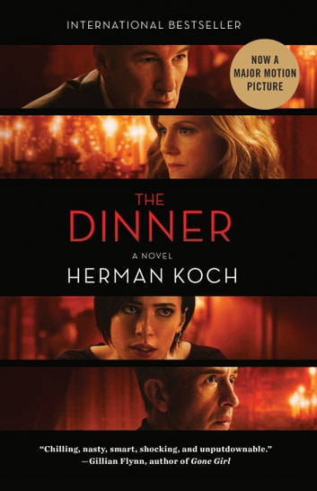 The Dinner ebook by Herman Koch