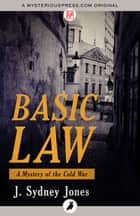 Basic Law ebook by J. Sydney Jones