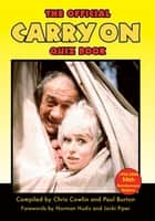 The Official Carry On Quiz Book ebook by Chris Cowlin