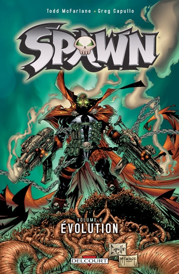 Spawn T06 - Malédiction ebook by Todd McFarlane
