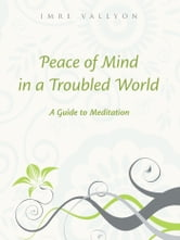 Peace Of Mind In A Troubled World - A Guide To Meditation ebook by Imre Vallyon