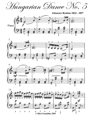 Hungarian dance no 5 elementary piano sheet music ebook by johannes 5 elementary piano sheet music ebook by johannes brahms fandeluxe Image collections
