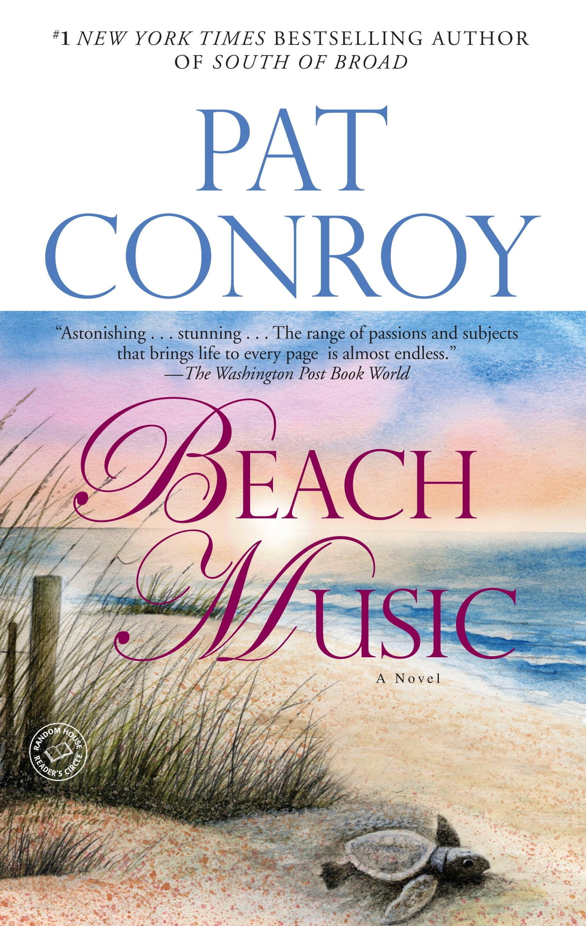 books by pat conroy