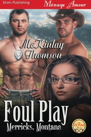 Foul Play ebook by McKinlay Thomson