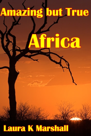 Amazing but True: Africa Adventure Book 1 ebook by Laura K Marshall