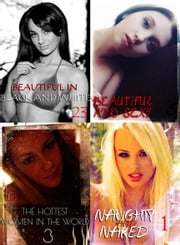 The Ultimate Sexy Girls Compilation 21 - Four books in one ebook by Athena Watson,Avril Winters,Louise Miller
